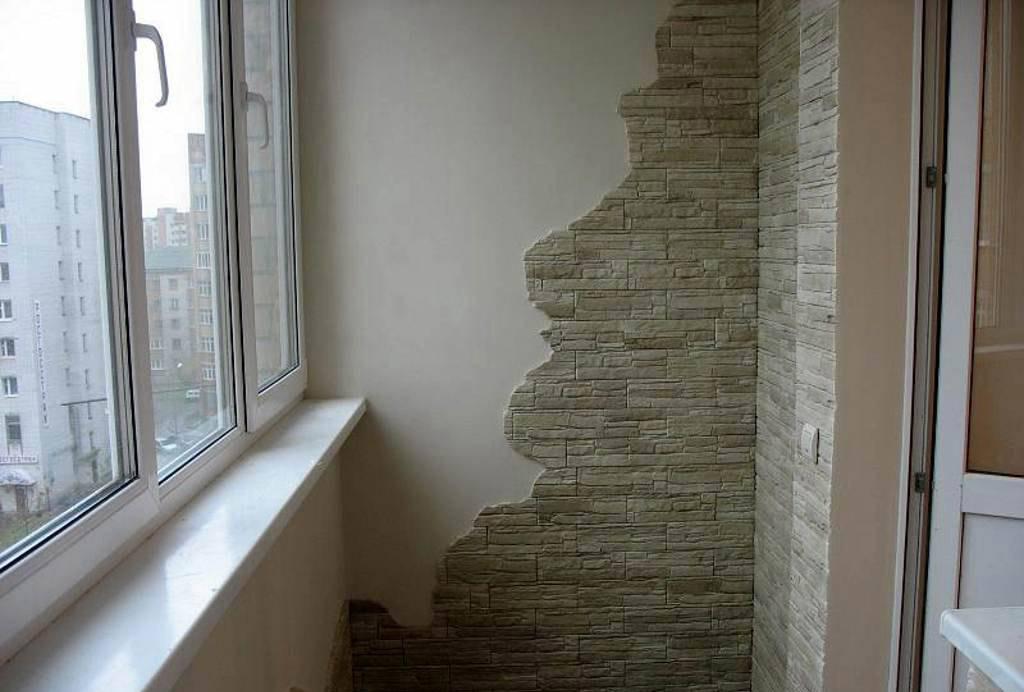 Краска для балкона с камешками декоративными.